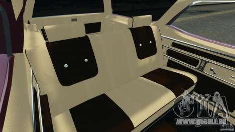 Oldsmobile Vista Cruiser 1972 v1.0 pour GTA 4 est un côté