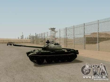 Type 59 für GTA San Andreas linke Ansicht