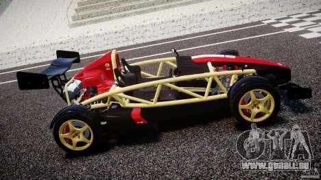 Ariel Atom 3 V8 2012 Custom Mugen pour GTA 4 est une gauche