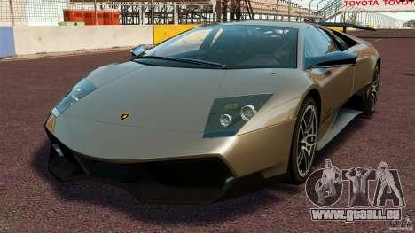 Lamborghini Murcielago LP670-4 SV [EPM] für GTA 4