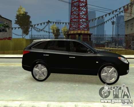 Hyundai IX55 pour GTA 4 est un droit
