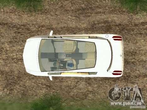 Renault Vel Satis pour GTA San Andreas vue de droite