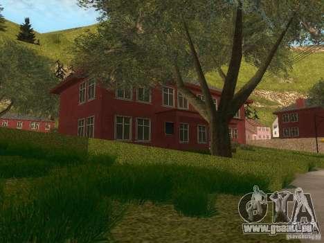 Enregistrer Bejsajde pour GTA San Andreas troisième écran