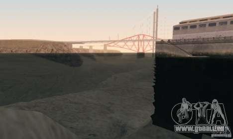 Ghetto ENBSeries für GTA San Andreas sechsten Screenshot