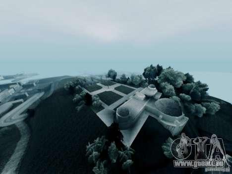 Setan ENBSeries pour GTA San Andreas sixième écran