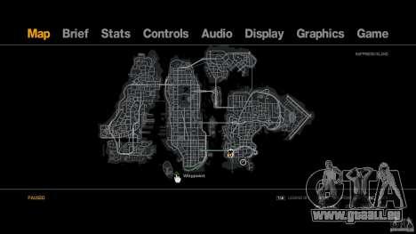 Yacht v1 für GTA 4 fünften Screenshot