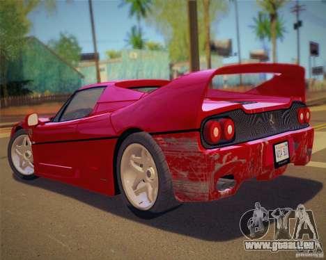 GTA IV Scratches Style pour GTA San Andreas cinquième écran