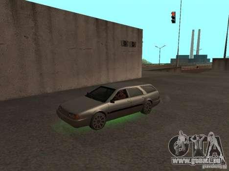 Neon mod pour GTA San Andreas troisième écran