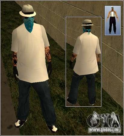Skin Pack Getto pour GTA San Andreas huitième écran