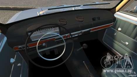 Stock de Vaz-2101 pour GTA 4 Vue arrière