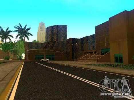 Immeuble neuf à Los Santos pour GTA San Andreas deuxième écran