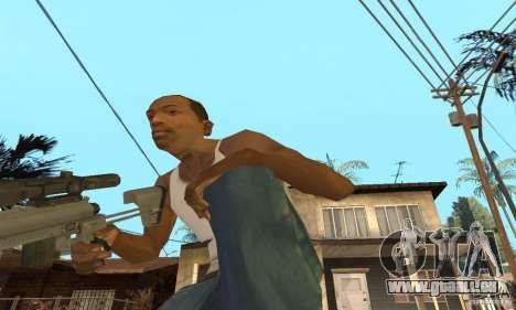 Intervenšn von Call Of Duty Modern Warfare 2 für GTA San Andreas sechsten Screenshot