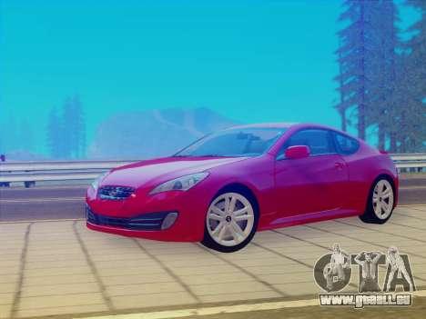 ENB v1.2 by TheFesya pour GTA San Andreas septième écran