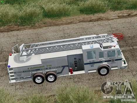 Pierce Puc Aerials. Bone County Fire & Ladder 79 für GTA San Andreas Motor