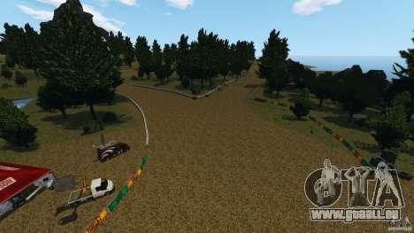DiRTY - LandRush pour GTA 4 quatrième écran