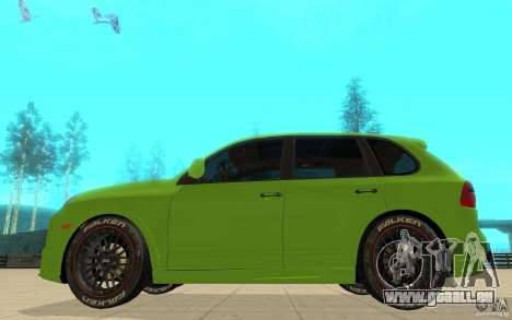 Wild Upgraded Your Cars (v1.0.0) für GTA San Andreas dritten Screenshot
