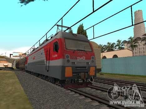 Eisenbahn-mod IV-Finale für GTA San Andreas fünften Screenshot