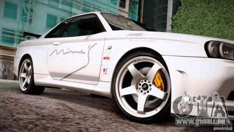 FM3 Wheels Pack pour GTA San Andreas quatrième écran