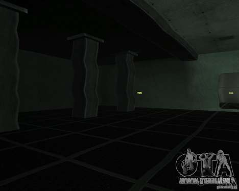 Base du DRAGON pour GTA San Andreas septième écran