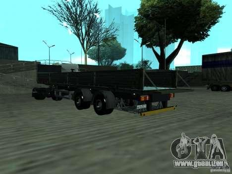 MTM 933001 p/p pour GTA San Andreas laissé vue