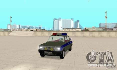 VAZ 2101 Polizei für GTA San Andreas