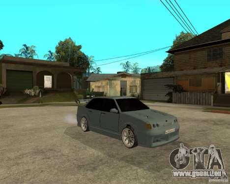 VAZ 2115 TTC Tuning für GTA San Andreas rechten Ansicht