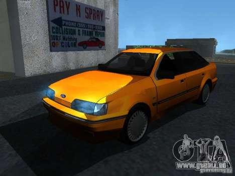 Ford Sierra Mk1 Sedan pour GTA San Andreas
