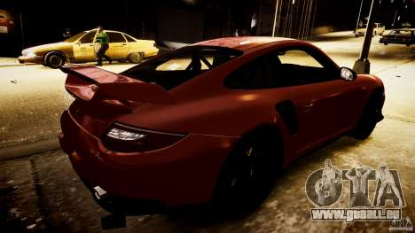 Porsche 911 GT2 RS 2012 für GTA 4 linke Ansicht