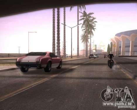 ENBSeries pour Ultra Pack Vegetetions pour GTA San Andreas cinquième écran
