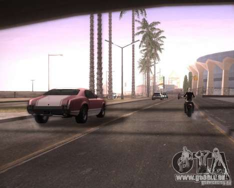 ENBSeries für Ultra Pack Vegetetions für GTA San Andreas fünften Screenshot