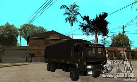 DFT-30 Brazilian Army pour GTA San Andreas vue arrière