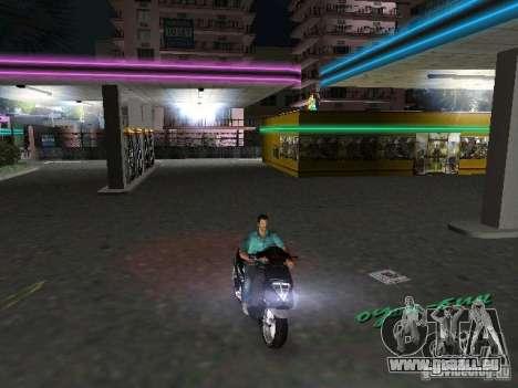 PIAGGIO NRG MC3 für GTA Vice City