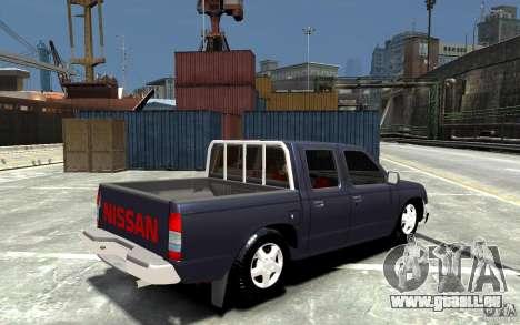 Nissan Pickup V 2005 pour GTA 4 est un droit
