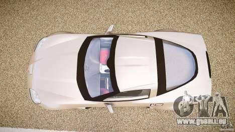 Chevrolet Corvette Z06 1.1 pour GTA 4 est un droit