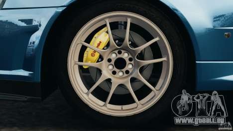 Nissan Skyline GT-R R34 2002 v1.0 für GTA 4 Innen