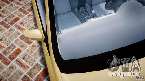 Honda Civic Type R 2005 pour GTA 4 est une vue de dessous
