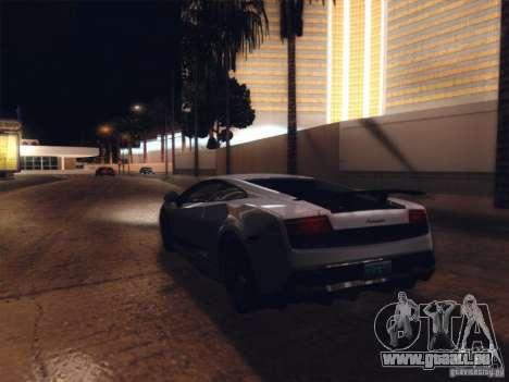ENBSeries pour GTA San Andreas quatrième écran