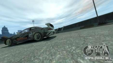 Toyota Soarer Tokage Crew pour GTA 4 est une gauche