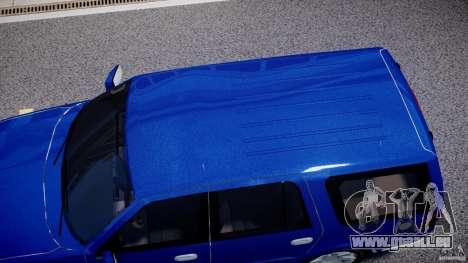 Lincoln Navigator 2004 für GTA 4 Seitenansicht