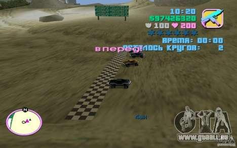 RC Bandit LCS GTA Vice City pour la troisième écran