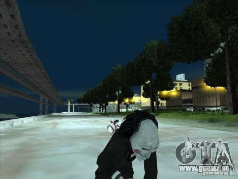 Saw für GTA San Andreas sechsten Screenshot