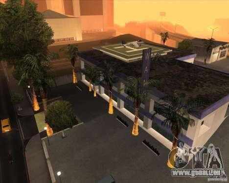 Un garage Wang Cars pour GTA San Andreas