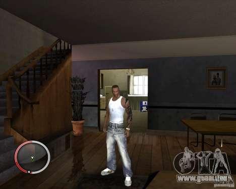New-Jersey für CJ für GTA San Andreas dritten Screenshot
