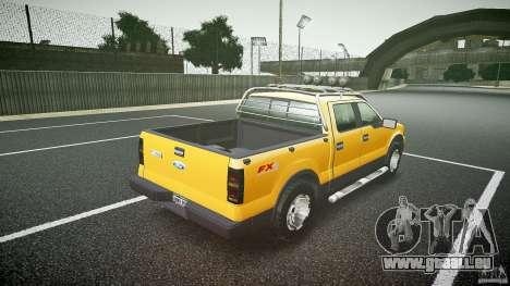 Ford F150 FX4 OffRoad v1.0 für GTA 4 Seitenansicht