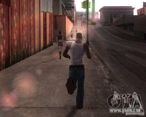 ENBSeries pour Ultra Pack Vegetetions pour GTA San Andreas neuvième écran