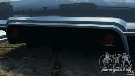 Mercedes-Benz S W221 Wald Black Bison Edition pour GTA 4