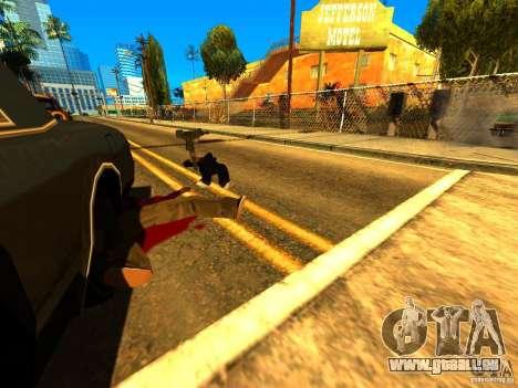 Real Kill für GTA San Andreas zweiten Screenshot