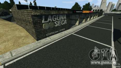 Laguna Seca [Final] [HD] für GTA 4 weiter Screenshot