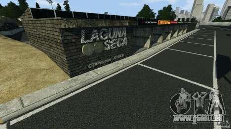 Laguna Seca [Final] [HD] pour GTA 4 quatrième écran