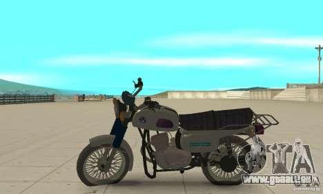 Sunrise 3 m-01 pour GTA San Andreas laissé vue